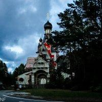 Ждановичи. Церковь Вознесения Господня. :: Nonna