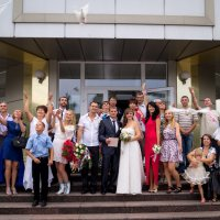Свадьба :: Алексей Бартош