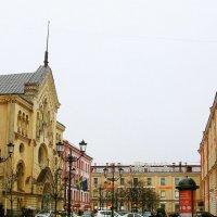 Малая Конюшенная улица. :: Лия ☼