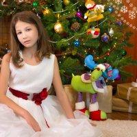 новогодние балы... :: Райская птица Бородина
