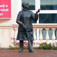 женщина комунхоза (формы оплаты) :: Александр Прокудин