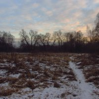 Почти зима :: Андрей Лукьянов