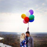 Яна и Андрей :: Евгения Вереина