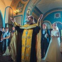 Венчание Никиты и Марии :: Сергей Воробьев