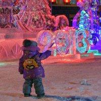 Новогодняя сказка :: юрий Амосов