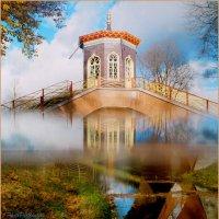 г.Пушкин Китайский мостик :: Андрей Зайцев