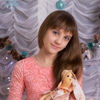 Студийный портрет :: Valentina Zaytseva
