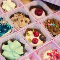 150 Шоколад ручной работы :: Mirriliem Ulianova
