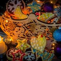 Рождественские печенюшки!!! :: Елена Соколова