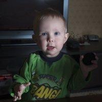 Детский портрет :: Николай Малявко