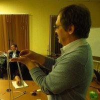 Мастер-класс Алексея Гуденко (МФТИ) - Постоянные магниты в школьном лабораторном практикуме :: Андрей Лукьянов