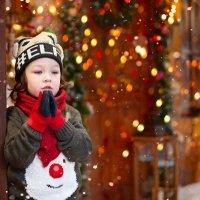 Волшебный Новый год :: Элина Курмышева