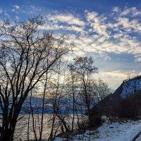 Вечернее небо :: Анатолий Иргл