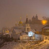 Метельная декабрьская... :: Дмитрий Гортинский