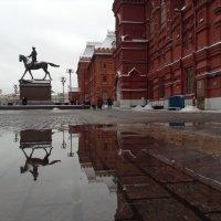 Памятник маршалу Жукову :: Ирина Егорова
