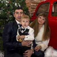 Семейная фотосессия :: Екатерина Жукова