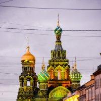 «Спас-на-Крови» :: Виктор Орехов