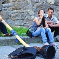 Уличные музыканты в Украине :: Yelena LUCHitskaya