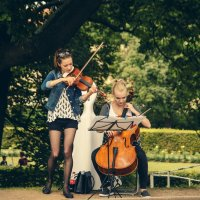 Музыка в парке :: Елизавета Вавилова