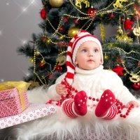 Первый Новый Год в моей жизни) :: Вероника Крайникова