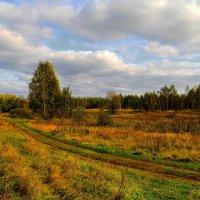 Кончается лето... :: Вячеслав Минаев