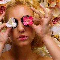 летние цветы :: Ванда Азарова