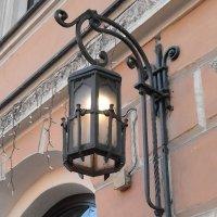 Питерский фонарь... :: Марина Харченкова