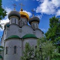 Москва. Новодевичий монастырь. :: kolin marsh
