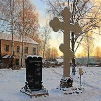 Поклоный Крест :: Сергей Кочнев