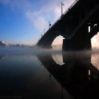 Утро на Ангаре :: Алексей Белик
