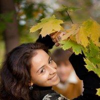Осенняя радость... :: Иван Клёц
