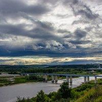 Мост через Оку г.Алексин :: Виктор