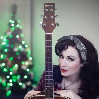 С гитарой1 :: Анастасия Kashmirka