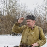 Не кадровый... :: Фёдор Куракин