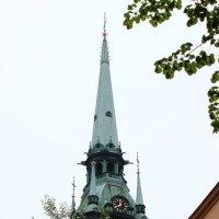 Башня :: Александр Марусов