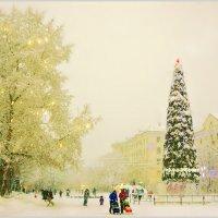 Новый Год идёт со снегом!.. :: Кай-8 (Ярослав) Забелин
