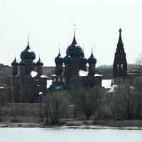 Ярославль .  Церковь  Иоанна  Златоуста  в  Коровниках :: АЛЕКС