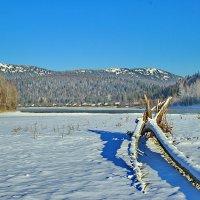 В Саянских горах :: Александр Рождественский
