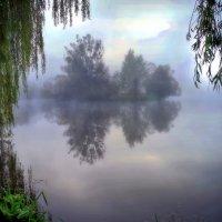 утро в тумане.. :: юрий иванов