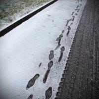 foots... prints... :: Юрий Бондер