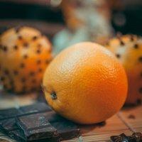 апельсин :: Тася Тыжфотографиня