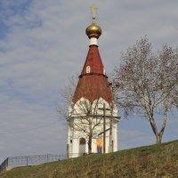 Красноярск, часовня на Караульной горе :: Владимир