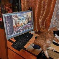 Блогеры  уснули. :: Валера39 Василевский.