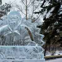 Новогодний сказитель :: юрий Амосов