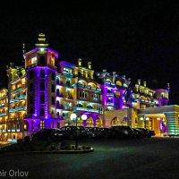Ночной отель :: Владимир Орлов