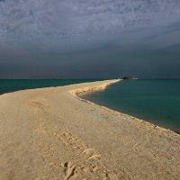 Соленый путь по Мертвому Морю... :: Alex S.