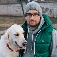 With a dog :: Никола Н