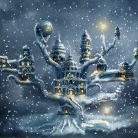 Снежный городок :: Анжелика
