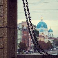 Старо-Калинкин мост. :: Юрий