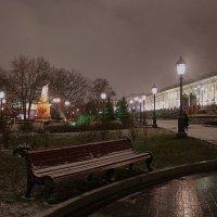 Москва. Кремль. Александровский сад. Манеж. :: Larisa